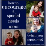 "Confession of a special needs mom: ""I am a bad friend."""